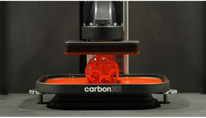 history of 3d printing carbon 3d