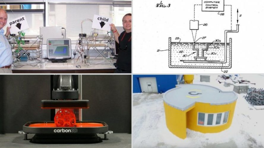 The Complete History of 3D Printing: From 1980 to 2020