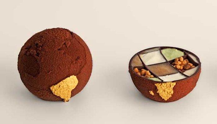 3d printed food desserts