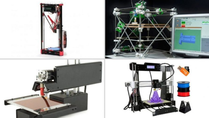 The 5 Best RepRap 3D Printers You Can Build At Home 2020