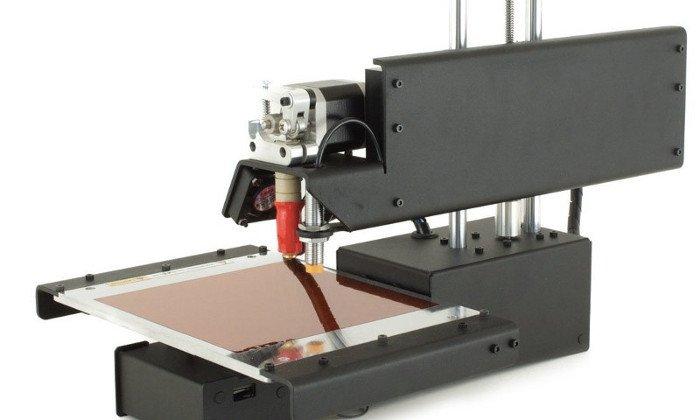 RepRap 3D printer Printrbot Simple Metal