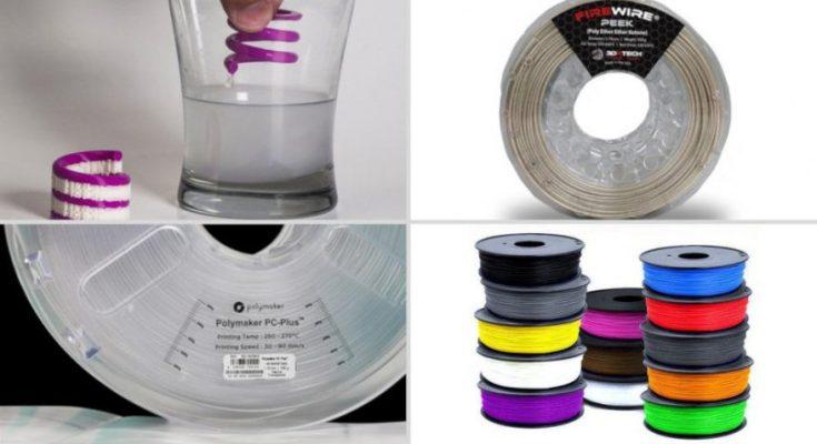 3D Printed Filament
