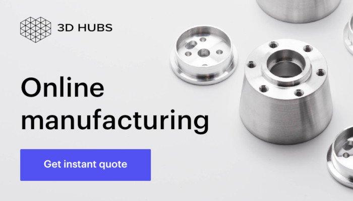 3d hubs best online 3d printing service