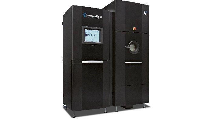 history of 3d printing arcam 3d printer
