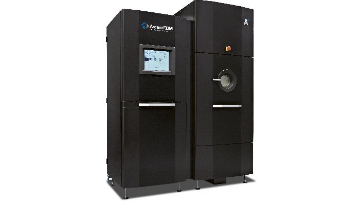 arcam electron beam melting metal 3d printer