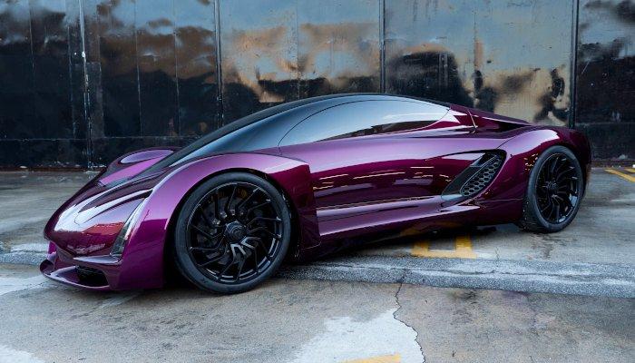 divergent3d 3d printed car supercar