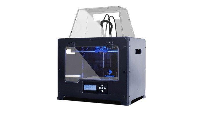 best cheap 3d printer flashforge creator pro