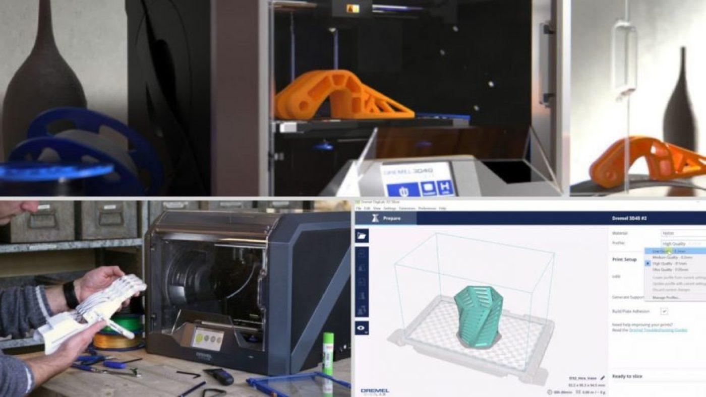 dremel digilab 3d printers