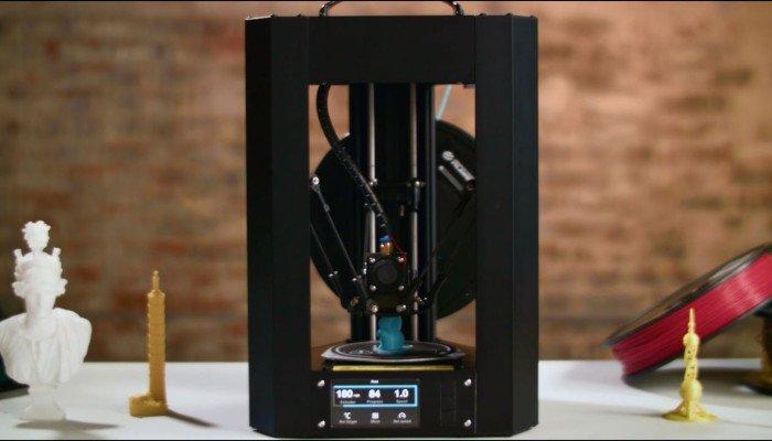 monoprice mini delta 3d printer type