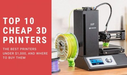 best cheap 3d printer under 1000 dollars cover 2020