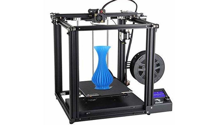 creality ender 5 best diy 3d printer kit