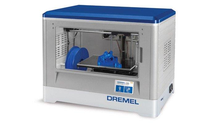 dremel digilabs 3d20 cheap 3d printer
