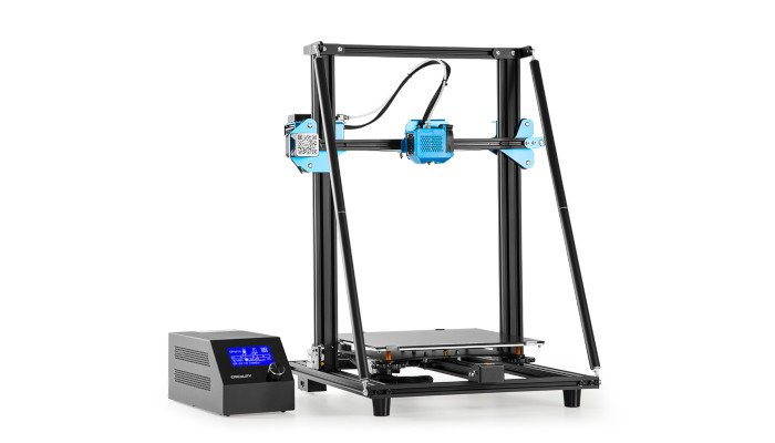 creality cr10 v2 the best fdm 3d printer for $500 dollars