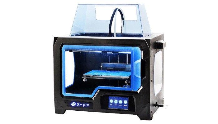 qidi tech x-pro fdm education printer