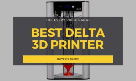 best delta 3d printer guide cover 2020