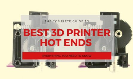 best 3d printer hot end guide cover