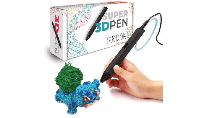 mynt3d professional 3d pen printing  bulbasaur model