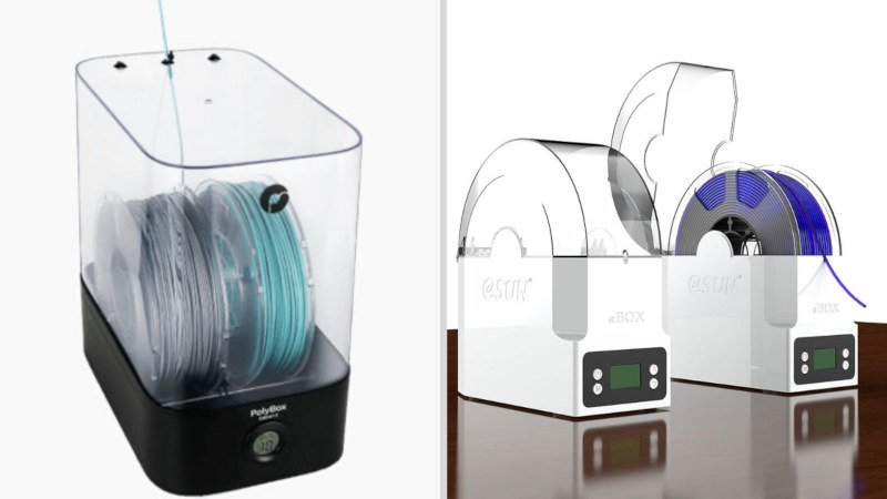 abs filament containers
