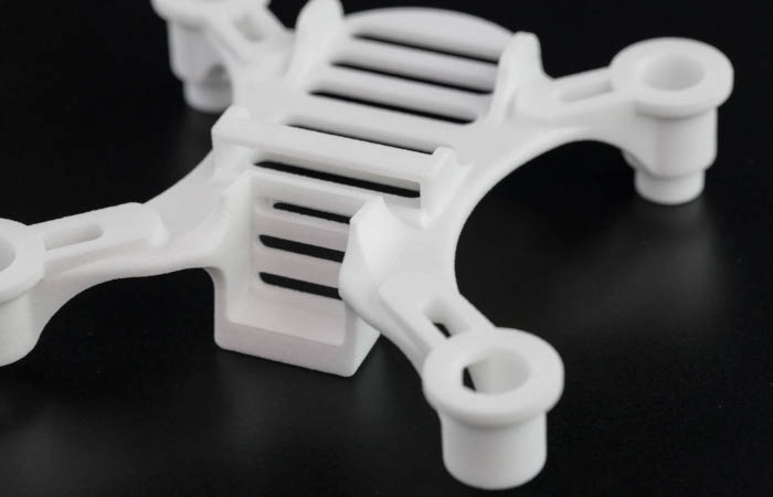 nylon 3d printed drone chassis