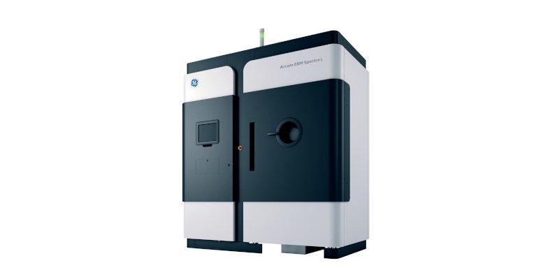 arcam ebm spectra l metal ebm 3d printer