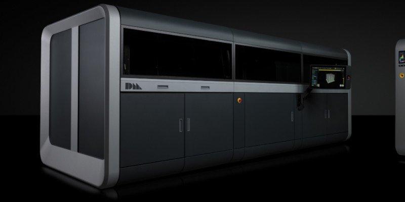 desktop metal production system metal 3d printer