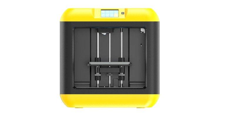 flashforge finder lite small 3d printer