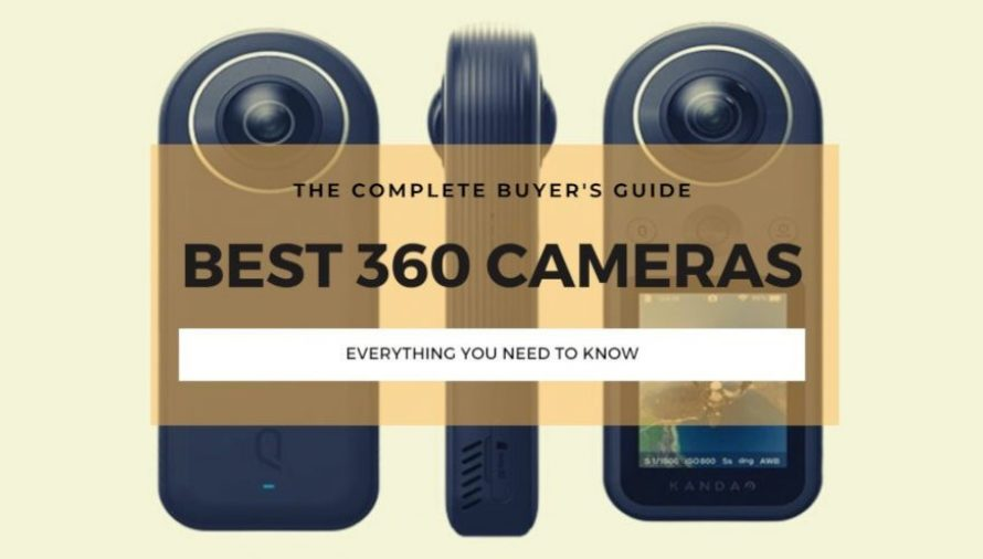The 7 Best 360 Cameras 2020 For All Price Ranges!