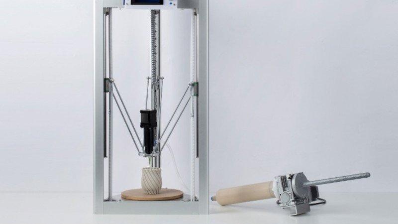 cerambot ceramic 3d printer extruder upgrade for standard fdm printers
