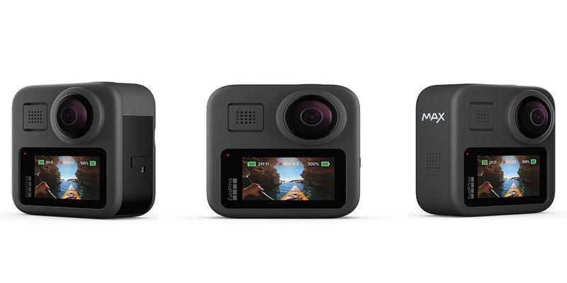 GoPro Max 360 camera