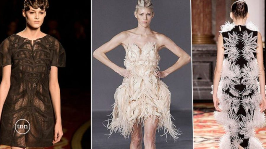 3d printed clothing, a lesser known use of 3d printing