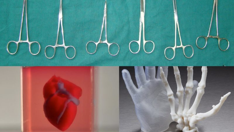 Coolest 3D Printed Medical Supplies
