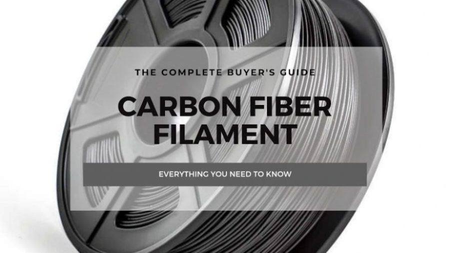 carbon fiber 3d printing filament guide