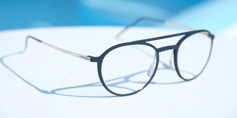 morel france custom 3D printed eyewear