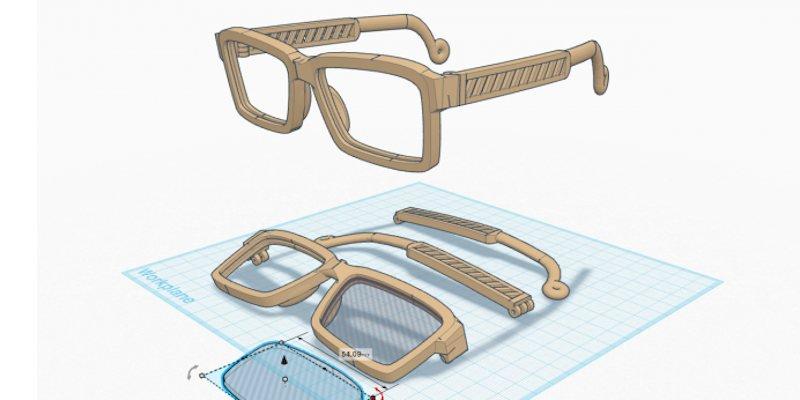 program to design 3d prints in