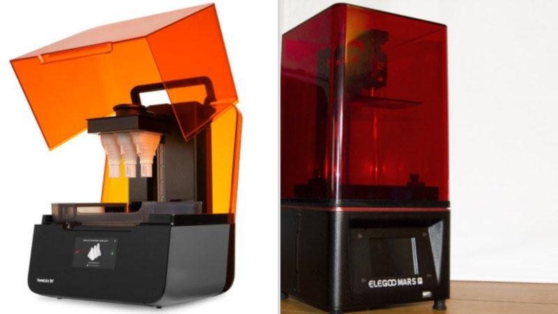 resin printing