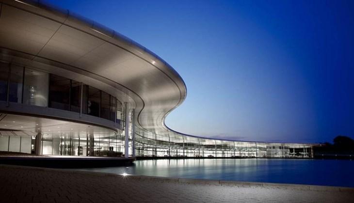 McLaren Technology Centre 3d