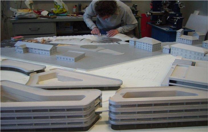 Stampa 3D work in progress campus einaudi
