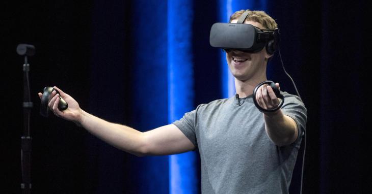 zuckerberg oculus go 2