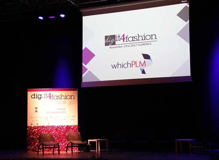 DigIT4Fashion 2017 main stage 3d