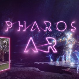 pharos AR 3D music app
