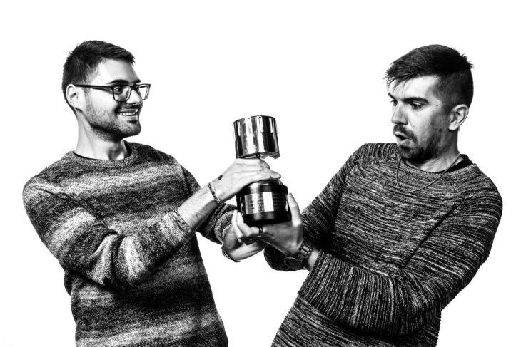 blender conference 2019 - giuseppe garone e valerio fissolo