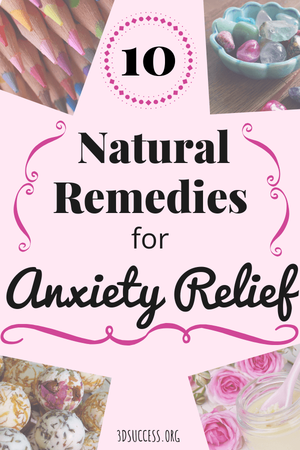 10 Natural Remedies for Anxiety Relief 2