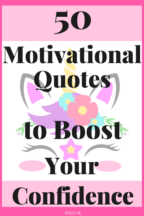 Motivational Quotes Pink