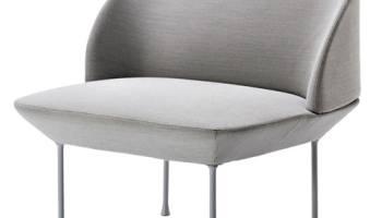Pleasing Muuto Oslo Lounge Chair Green 3D Model Machost Co Dining Chair Design Ideas Machostcouk