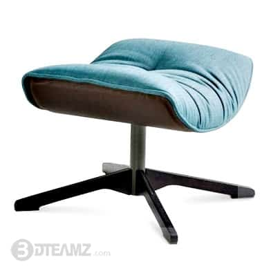 Prime Roche Bobois Quite Life 2 Relax Ottoman 3D Model Bralicious Painted Fabric Chair Ideas Braliciousco
