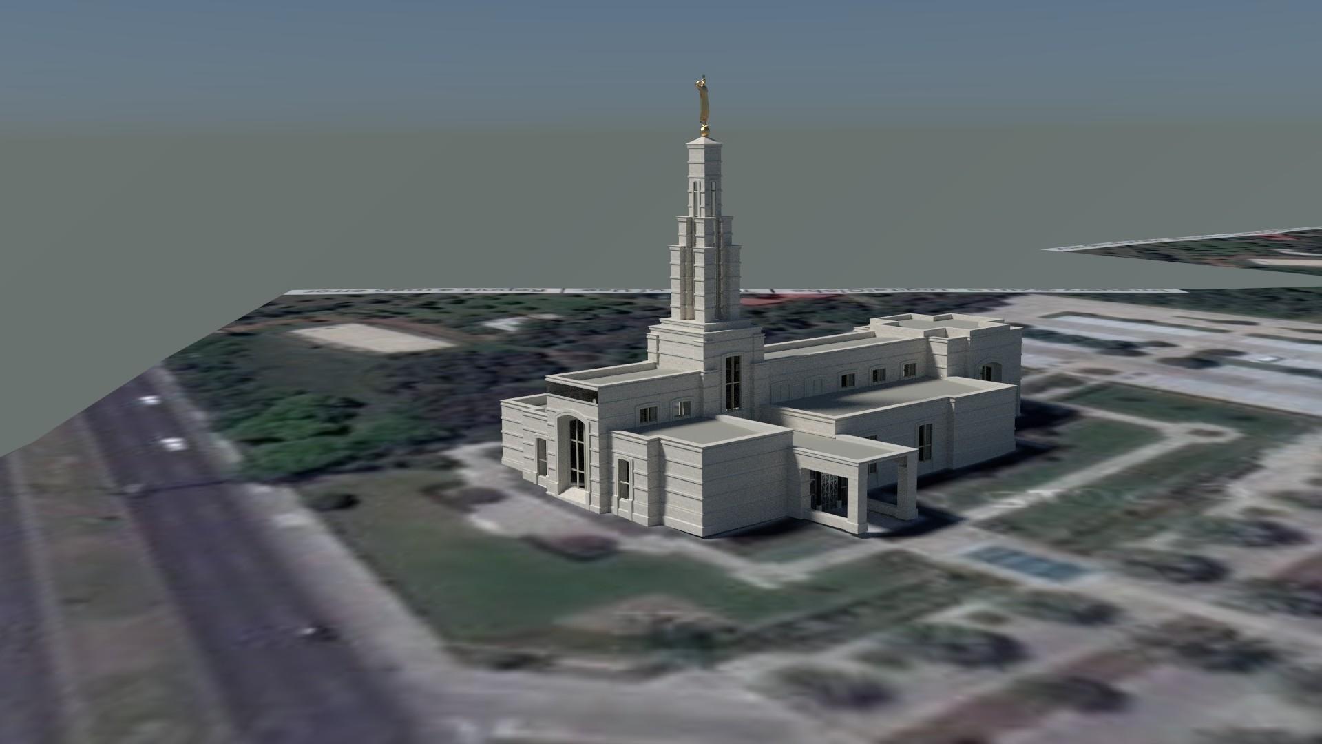 Monterrey Mexico Temple