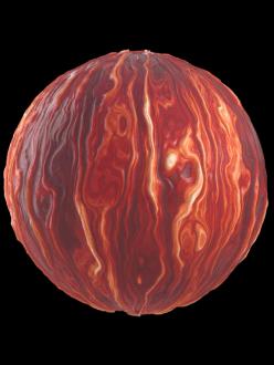 alien muscle organic