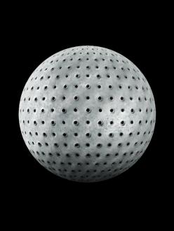 metal plate floor perforated holes