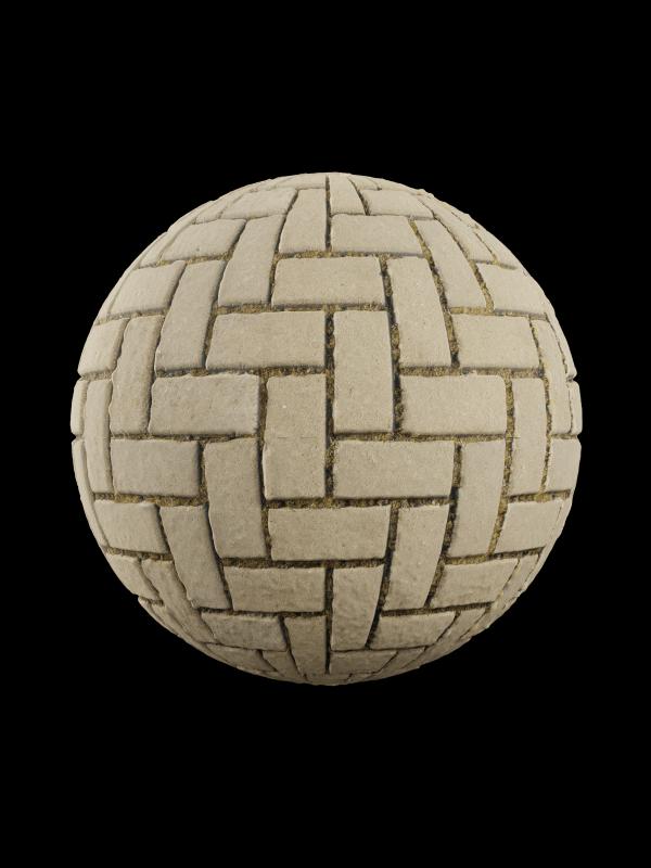 Pavement_Brick_001_render