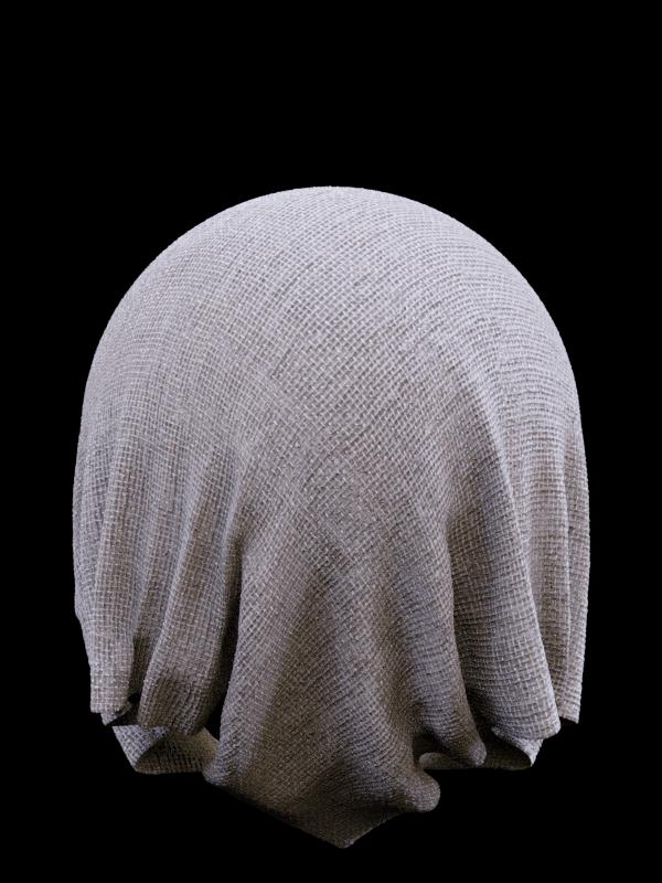 free seamless pbr fabric burlap texture